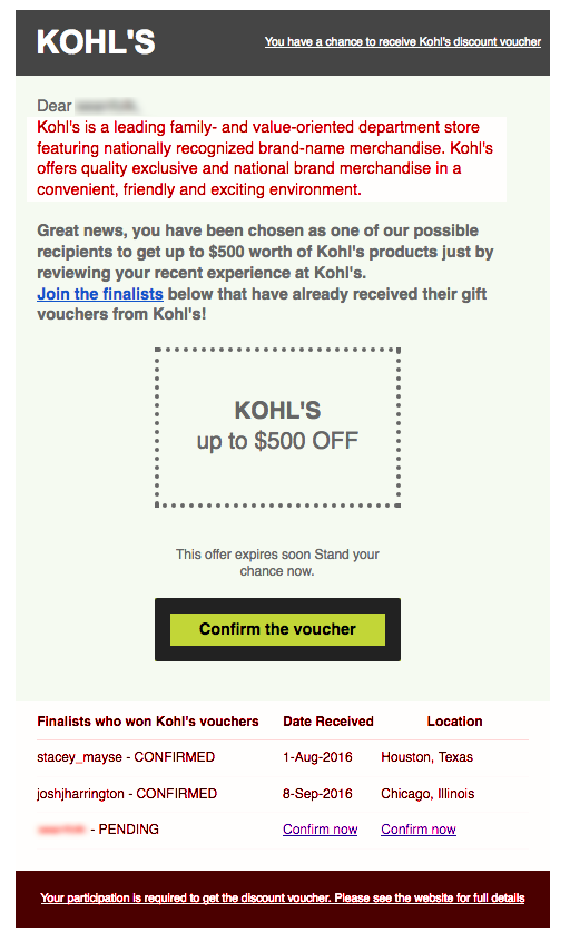 khols-coupon-red-flag